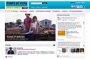 New website for Punto de Vista