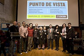 Winners of the 7th edition of Punto de Vista