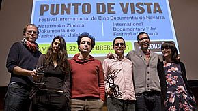 Call for films for 8th Punto de Vista Festival
