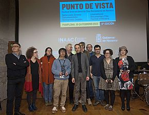 Winners of the 8th edition of Punto de Vista