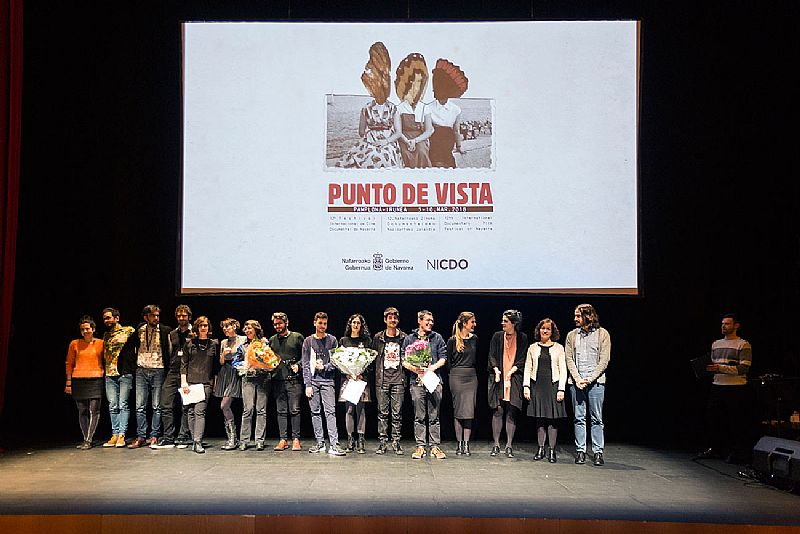 Punto de Vista 2018 Award winners