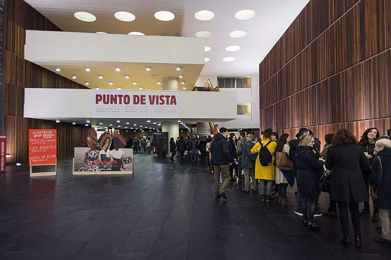 Opening of the period for the submission of film proposals for the Official Section of the 13th Punto de Vista Festival